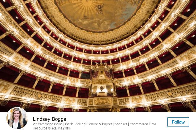 opera to sales linkedin