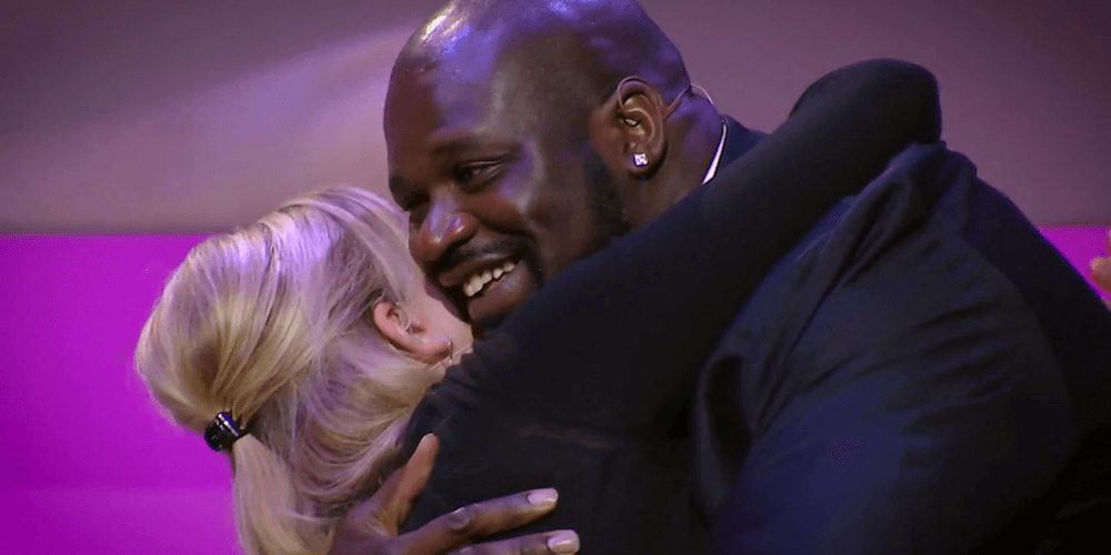 lindsey-boggs-meets-shaq-linkedin-sales-connect